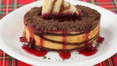 Как делать бисквитный торт