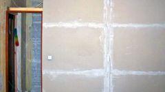 Как выровнять кривую стену