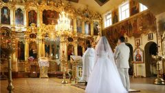 Как проводится венчание в церкви