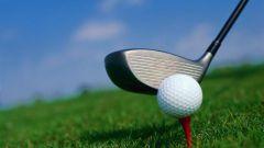 Как научиться игре в гольф