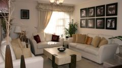 Как создать интерьер гостиной