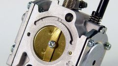 How to adjust the carburetor on the brand