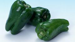 Как хранить зеленый перец