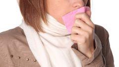 Как прекратить кашель