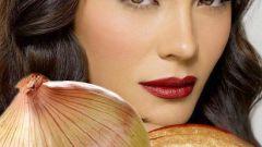 Как делать луковую маску для волос