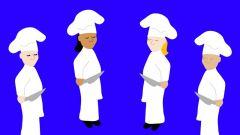 Как нарисовать повара