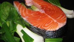How to cook salmon steak in the oven