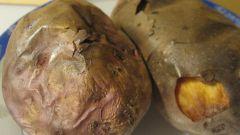 Как запечь картошку в кожуре