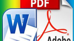 How to translate a. doc file in .pdf