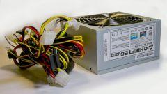 Как заменить блок питания компьютера
