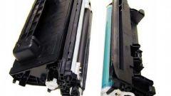 Как заряжать лазерный принтер