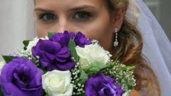 Как собрать свадебный букет