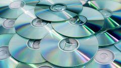 Как записать iso на два диска