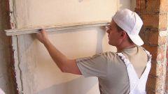 Как шпаклевать и штукатурить стены