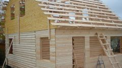 Как построить дом из доски