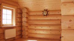 Как обустроить деревянный дом