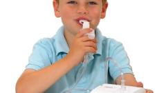 Как делать ингаляции детям небулайзером