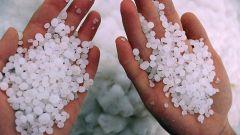 Как делать ванночки с морской солью
