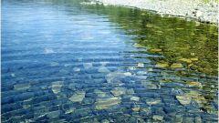 Как очистить природную воду
