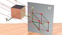 Как построить три проекции