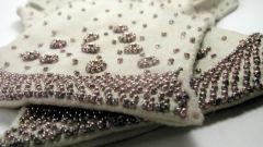 Как сделать вышивку бисером