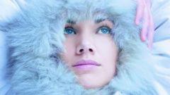 Как ухаживать за чувствительной кожей зимой