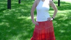 Как научиться шить юбку