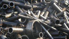 Как оприходовать металлолом