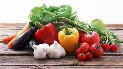 Как запечь овощи в фольге