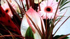 Как грамотно подобрать свадебные цветы