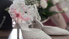 Как выбрать свадебную обувь для невесты