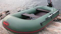 Как хранить резиновую лодку