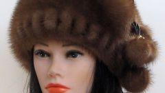 Как купить норковую шапку