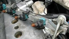 How to make a diagnosis of the injector