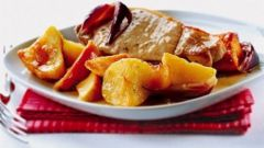 How to roast pork with potatoes in the oven