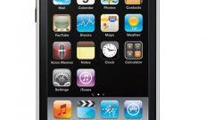 Как отформатировать ipod touch