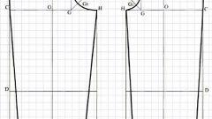 Как раскроить классические брюки