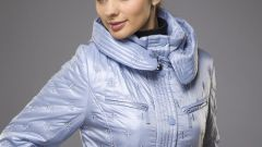 Как почистить светлую куртку