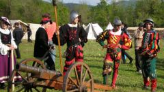 Как принять участие в историческом фестивале