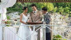 Как организовать свадебную церемонию