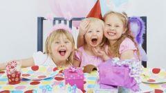 Как поздравить малыша с днем рождения