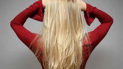 Почему волосы светлые
