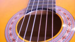 Как настраивать шестиструнную гитару