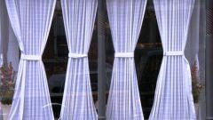 Как рассчитать шторы