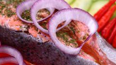 Как приготовить семгу в духовке