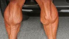 Как накачать икры на ногах