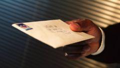 Как написать сопроводительное письмо