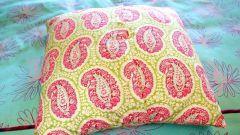 Как сшить наволочки на подушки