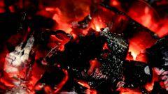 Как разжечь уголь