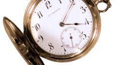 Как установить время на часах